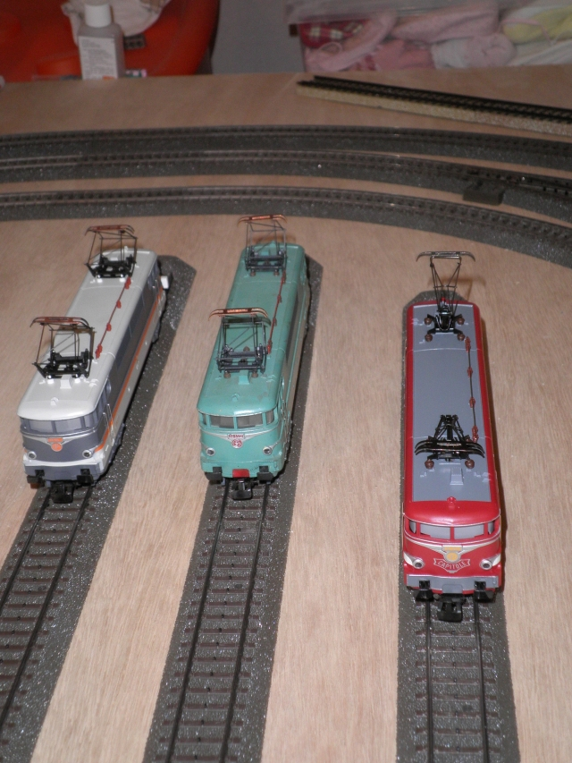 "BB-9313 SNCF ""Jacquemin"" Roco 3 rails AC 1107150907511194568474590"