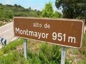 Alto de Montmayor - ES-CS- 943 mètres