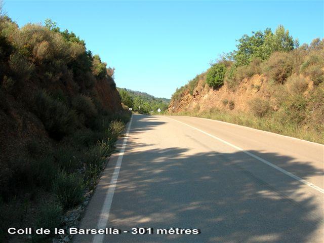 Coll de la Barsella - ES-CS- 301 mètres
