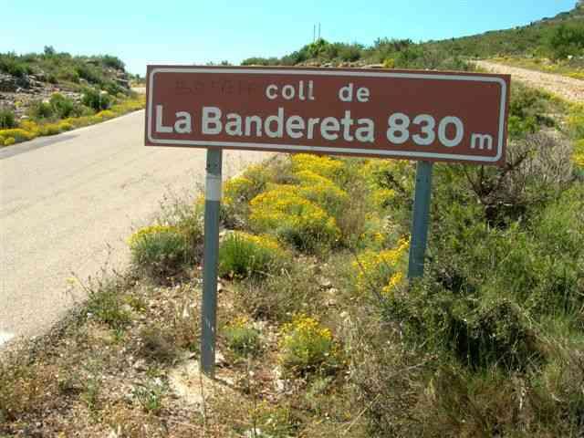 Coll de la Bandereta - ES-CS-0829