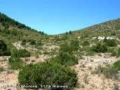 Collado Morera- ES-GR- 1176 mètres