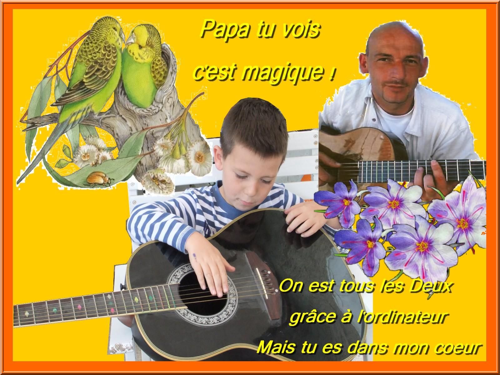 TOI Mon père Mathias Toi Mon fils dans Famille 110716105702984878478708