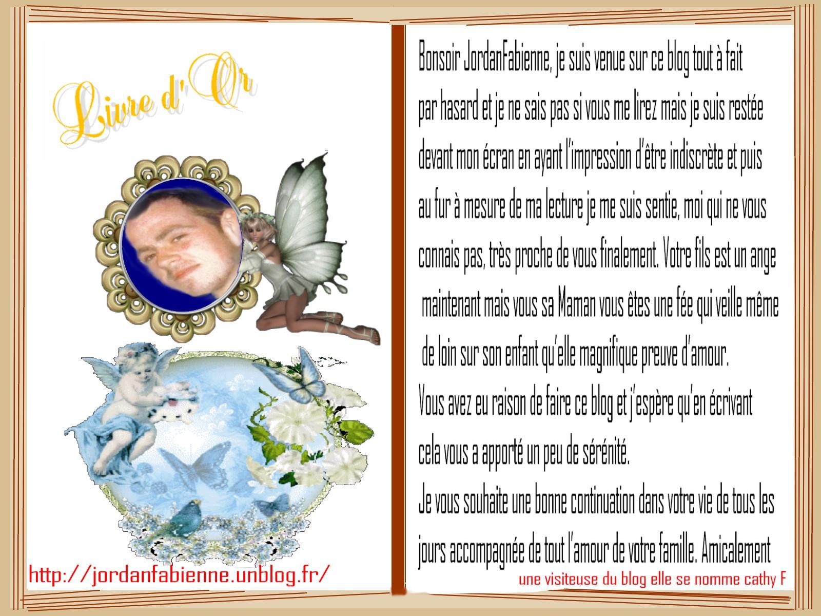 UN COMMENTAIRE DANS LE LIVRE D OR dans Aux visiteurs 110720123703984878493651