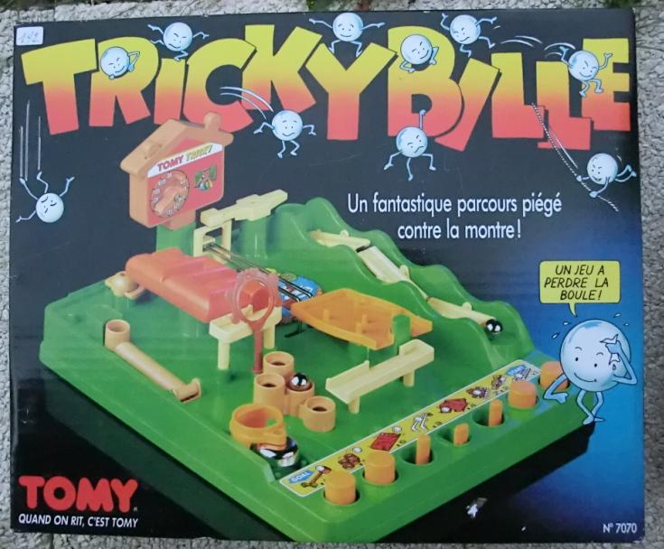 TRICKY BILLE - TOMY 110721123835668848497520
