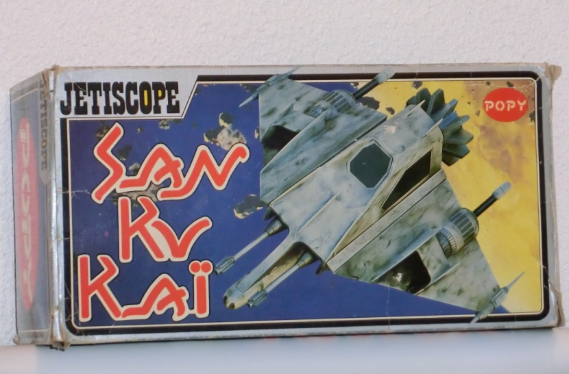 SAN KU KAI, c'est la bataille... Message from space - POPY 110722104438668848503994