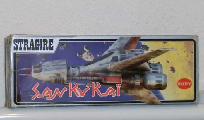 SAN KU KAI, c'est la bataille... Message from space - POPY 110722104439668848503995