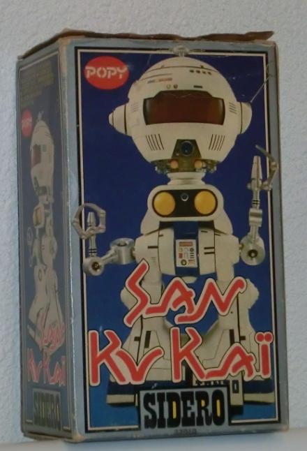 SAN KU KAI, c'est la bataille... Message from space - POPY 110722104439668848503996
