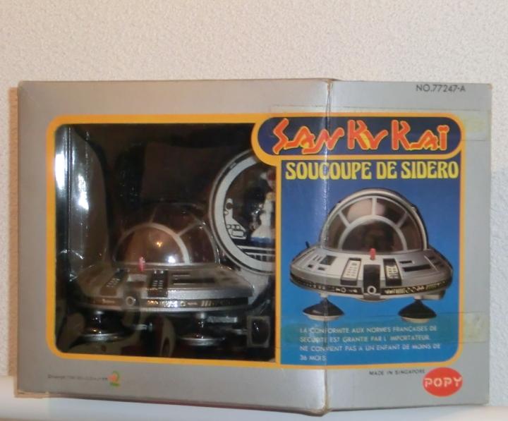 SAN KU KAI, c'est la bataille... Message from space - POPY 110722104440668848503998