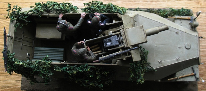 sd.kfz 251/9 AFVclub 1/35 110722114315667018501519