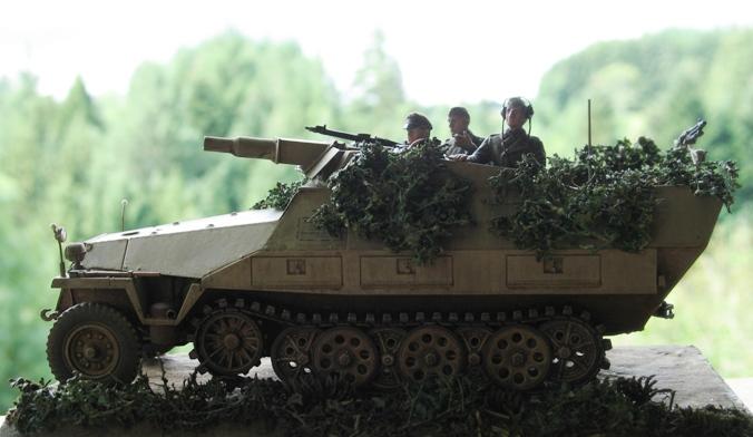 sd.kfz 251/9 AFVclub 1/35 110722114430667018501526