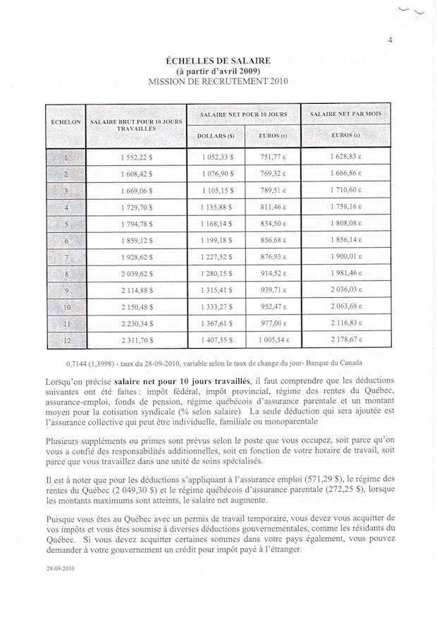 Reconnaissance du bac pour les infirmier e s francais page 8 m decins infirmi res et - Grille de salaire pharmacien ...