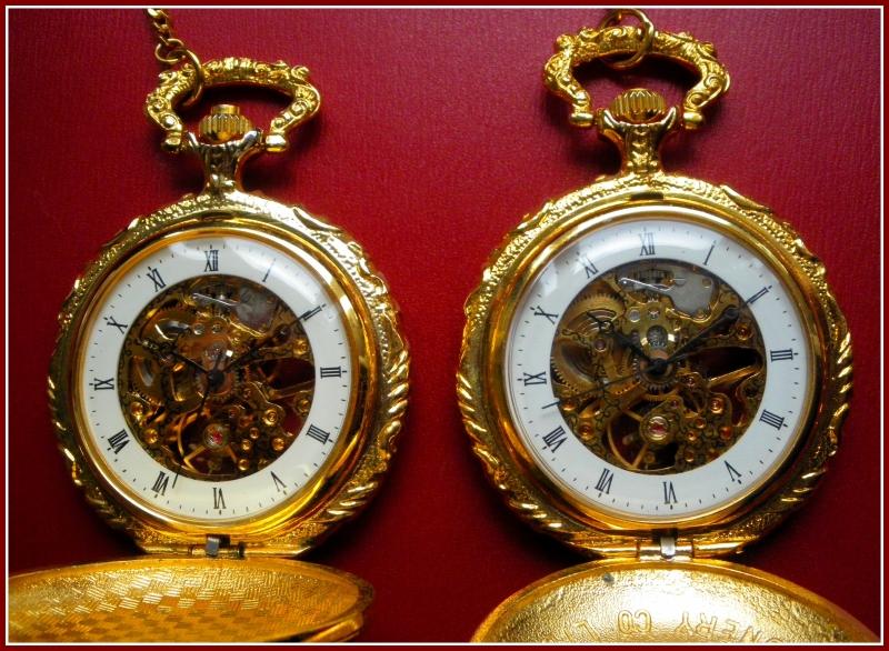 Les montres de poche de moins de 20 ans ... Je vous parle d'un temps ... 1107270524281080538520473