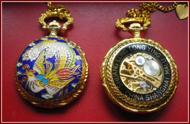 Les montres de poche de moins de 20 ans ... Je vous parle d'un temps ... 1107270527531080538520476