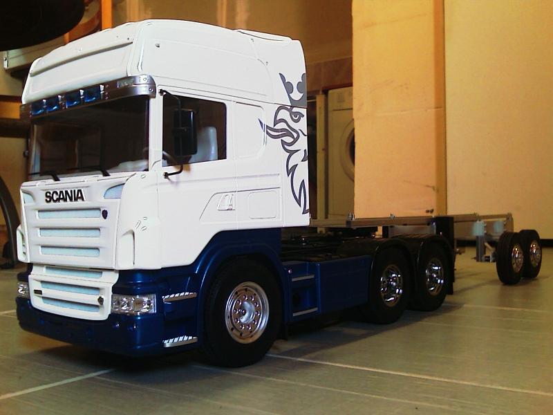 Maquette camion rc pas cher for Le pamir nantes
