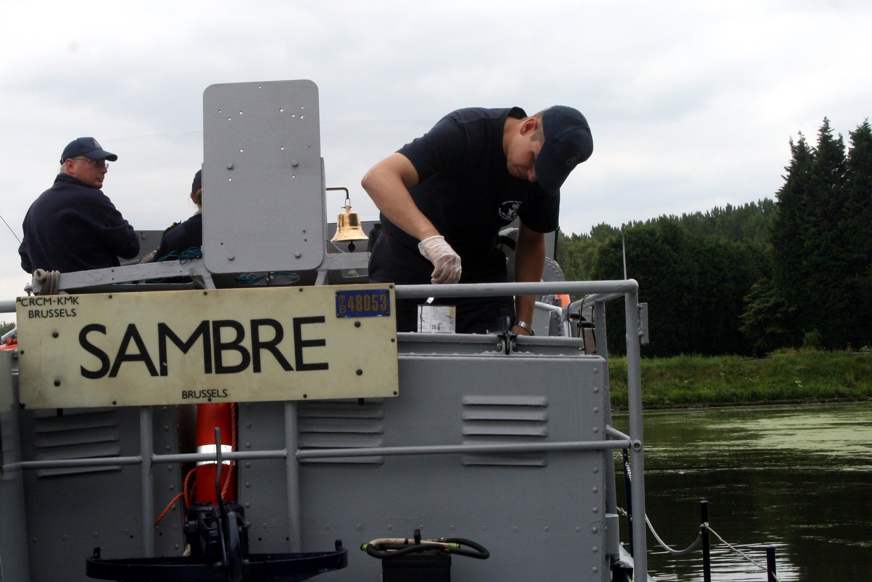 Deux membres du forum à bord du SAMBRE pour 3 jours - Page 5 1108030453201095838542393