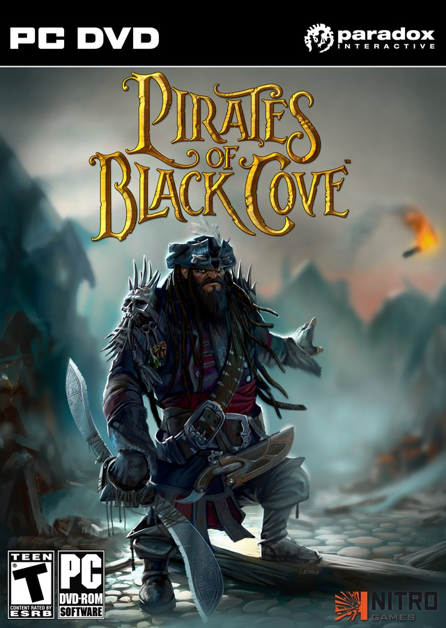 Pirates of Black Cove Poster