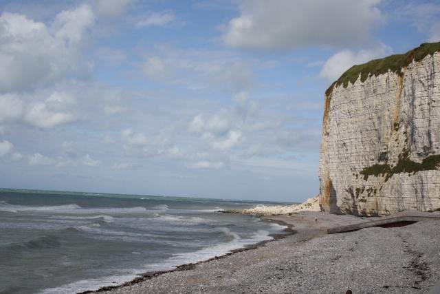 Vacances à Veulette-sur-Mer (76) avec Victoire et Elyte 1108081116461073068563324