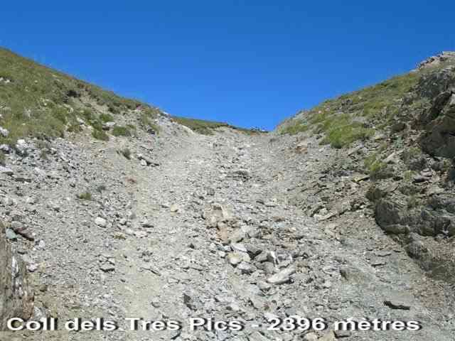 Coll dels Tres Pics