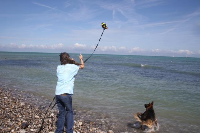 Vacances à Veulette-sur-Mer (76) avec Victoire et Elyte 1108101010491073068570783