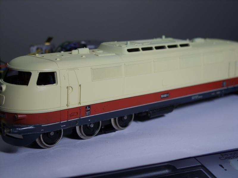 Restauration E 103 1ere génération 110813072436938438583003