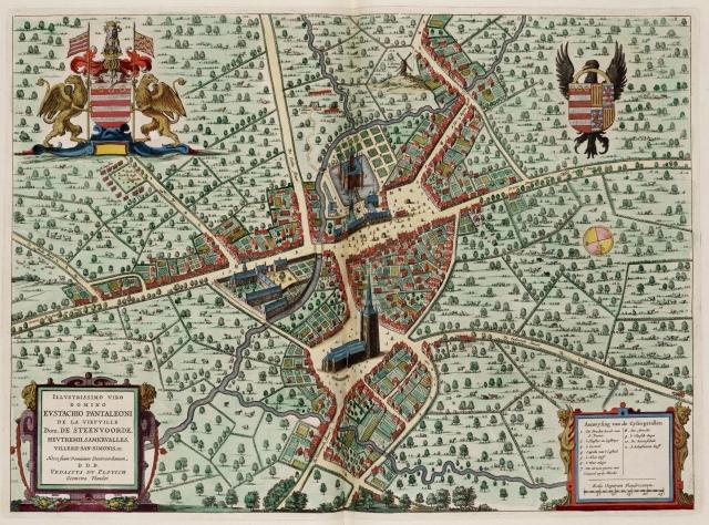 Oude kaarten, gravures en tekeningen van Frans-Vlaanderen - Pagina 2 110814073130970738588395