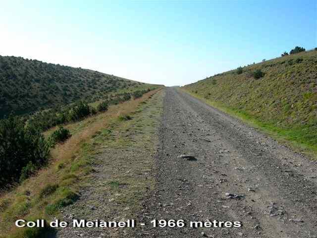 Coll de Meianell - ES-GI-1966