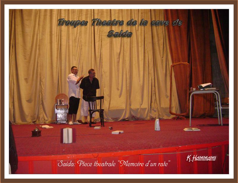 Troupe theatrale:Le theatre de la cave Saida 110824103225947038632853