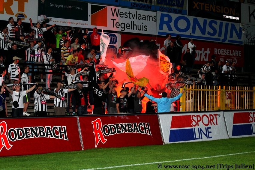 K.S.V.Roulers - R.Charleroi.S.C. [Photos] [3-0] 1108250214301369138637204