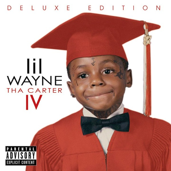 Lil Wayne-Tha Carter IV (iTunes Deluxe)