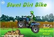 Jouer a Stunt Dirt Bike