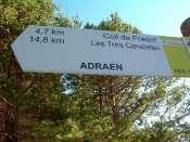 Coll de Pradell - ES-L- 2029 mètres