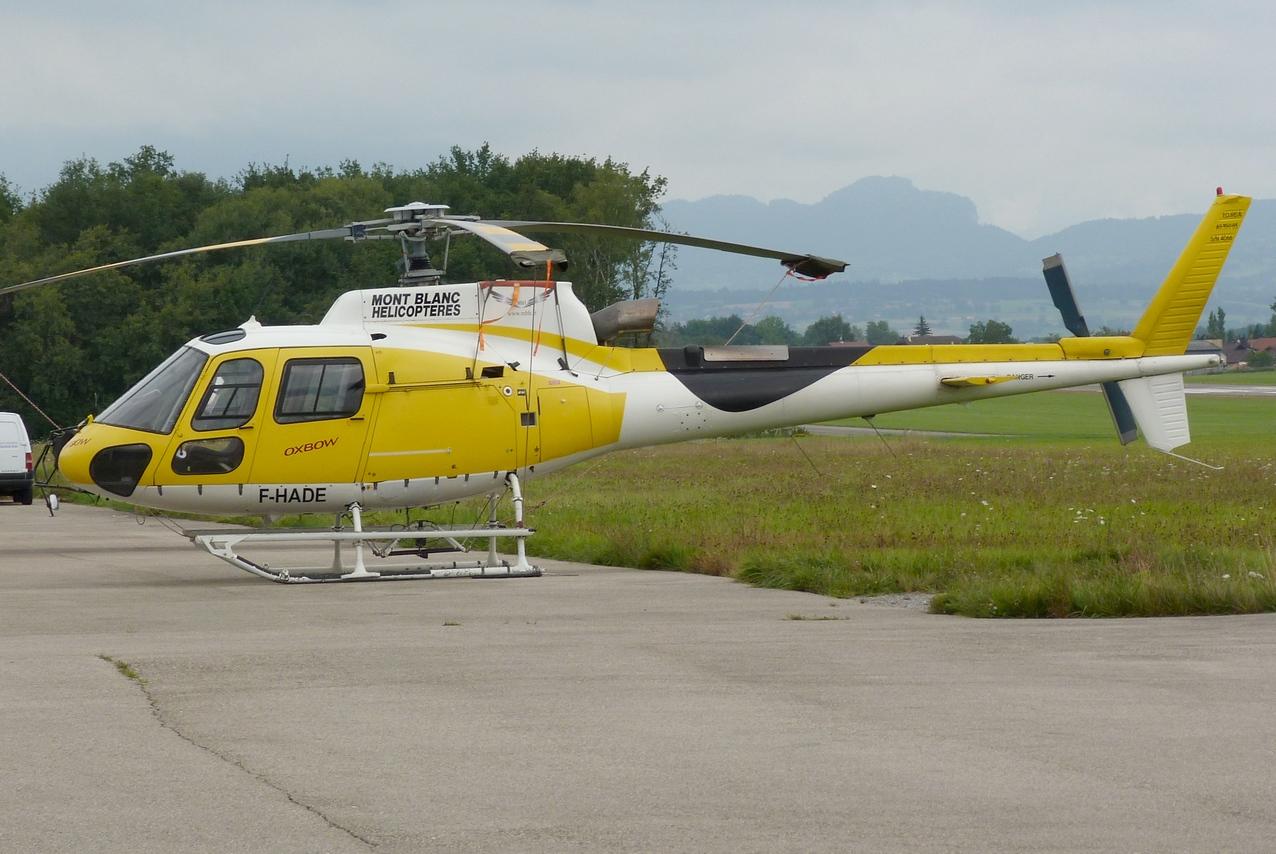 [06/08 - 17/08/2011] : Annemasse, Courchevel, Annecy, Chamonix... : Hélicos et avions dans les Alpes 1108310159231326458667915