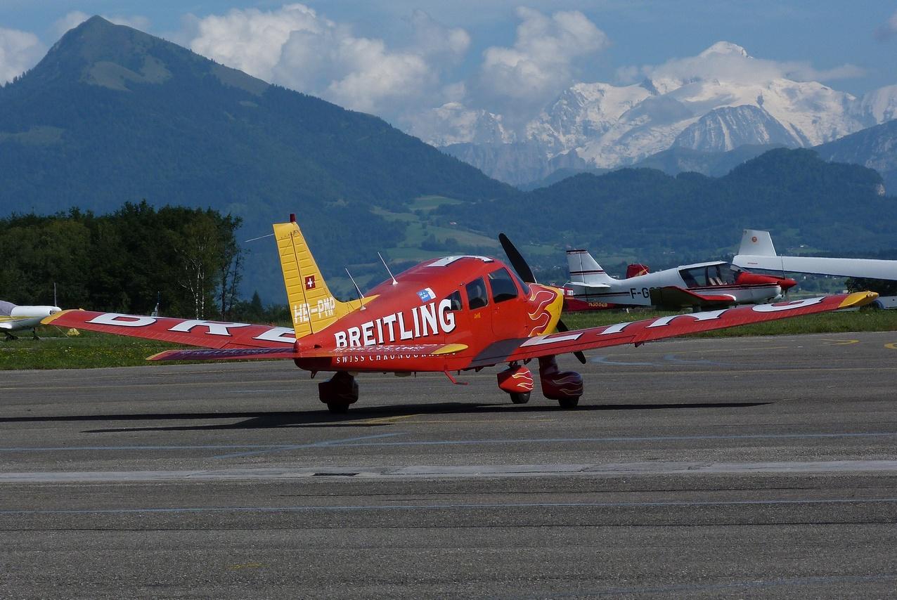 [06/08 - 17/08/2011] : Annemasse, Courchevel, Annecy, Chamonix... : Hélicos et avions dans les Alpes 1108310233531326458668149