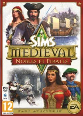 Les Sims Medieval : Pirates & Nobles ( EP1 )  [PC -Multilanguage] [FS]