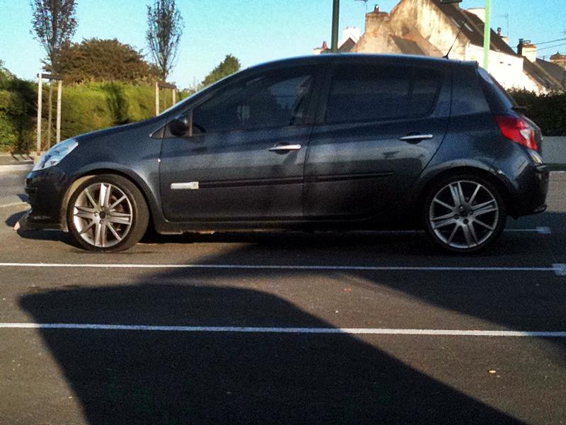 Clio 3 1 Luxe Dynamique 1 5l Dci 105 De Yaninou77 Vendue