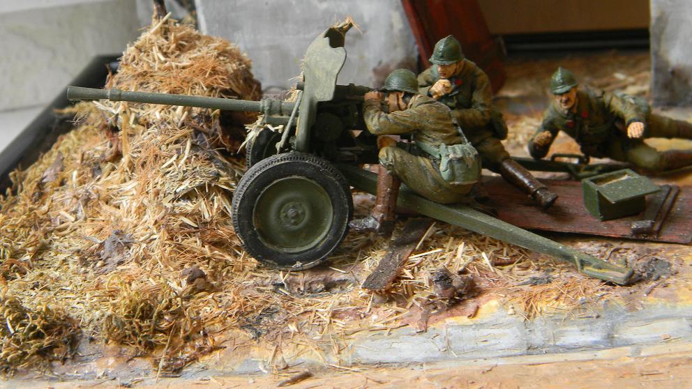 Bataille de Stonne mai 1940 1/35 1109040332231109378690335