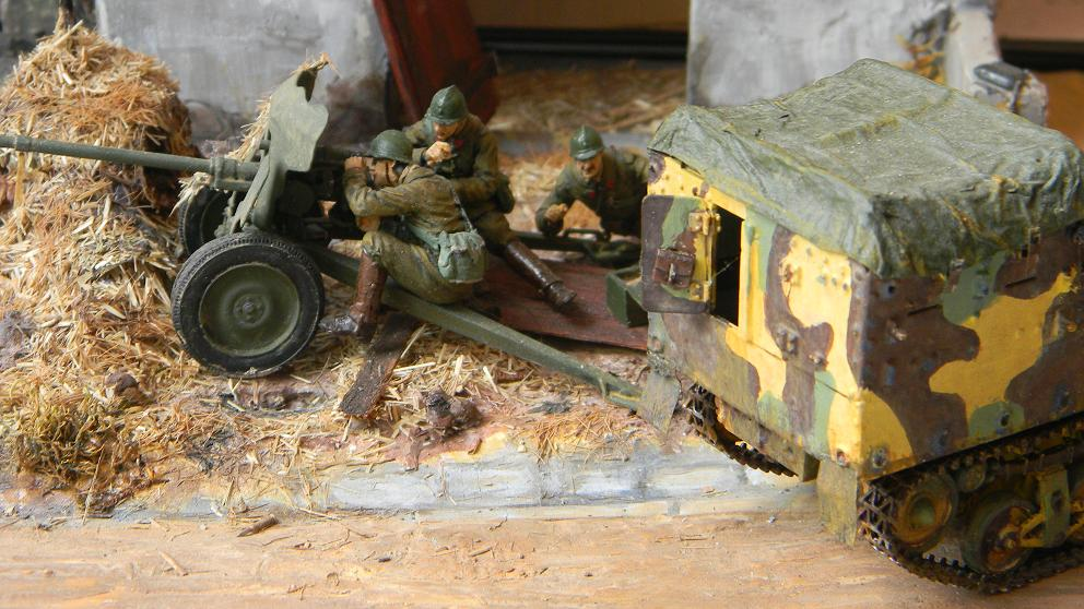 Bataille de Stonne mai 1940 1/35 1109040332241109378690336