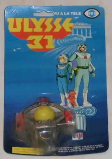 ULYSSE 31 : les jouets vintage et produits dérivés 110904090448668848692832
