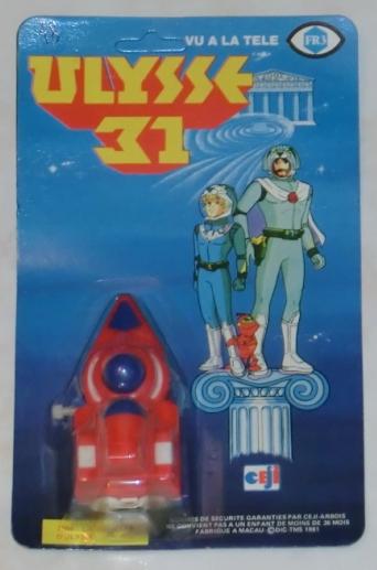 ULYSSE 31 : les jouets vintage et produits dérivés 110904090449668848692836