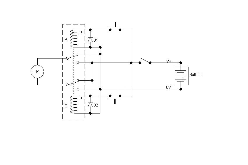 Schema inverseur moteur