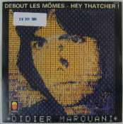 MAROUANI DIDIER - Debout les momes - 7inch (SP)