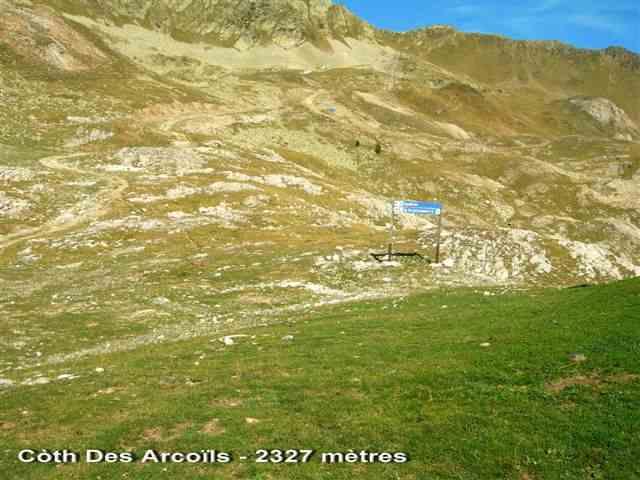 Coth des Arcoils - ES-L-2327