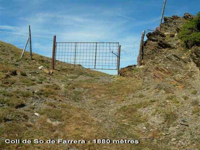Coll de So de Farrera - ES-L-1880