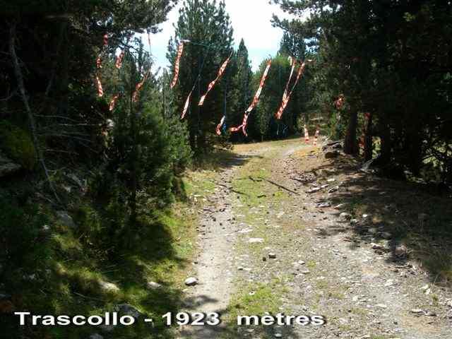 Trascollo - ES-L- 1923 mètres