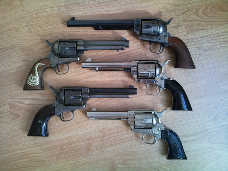 Colt Frontier six shooter 44/40 110920100907486978772459