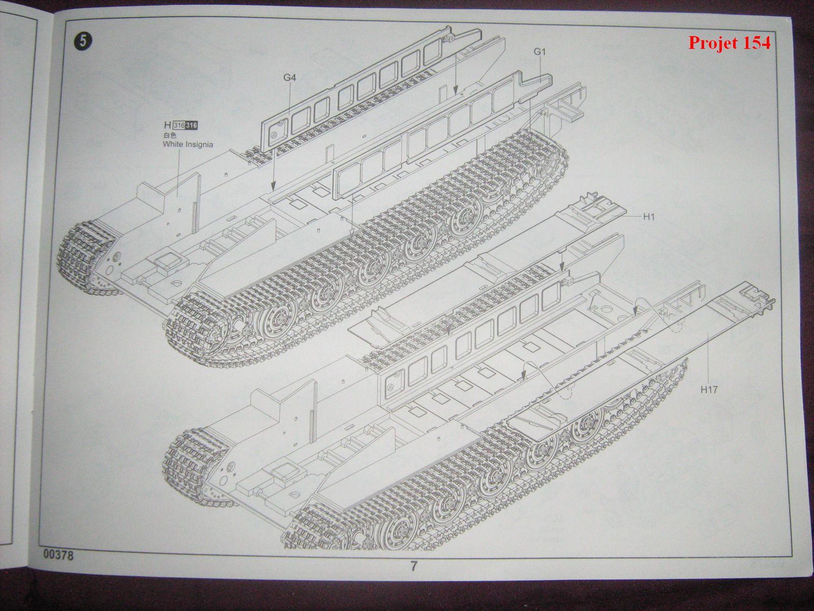 [Trumpeter]Geschützwagen Tiger für 17cm Kanone 72 (Sf)[1:35] 1109201014281175498772508