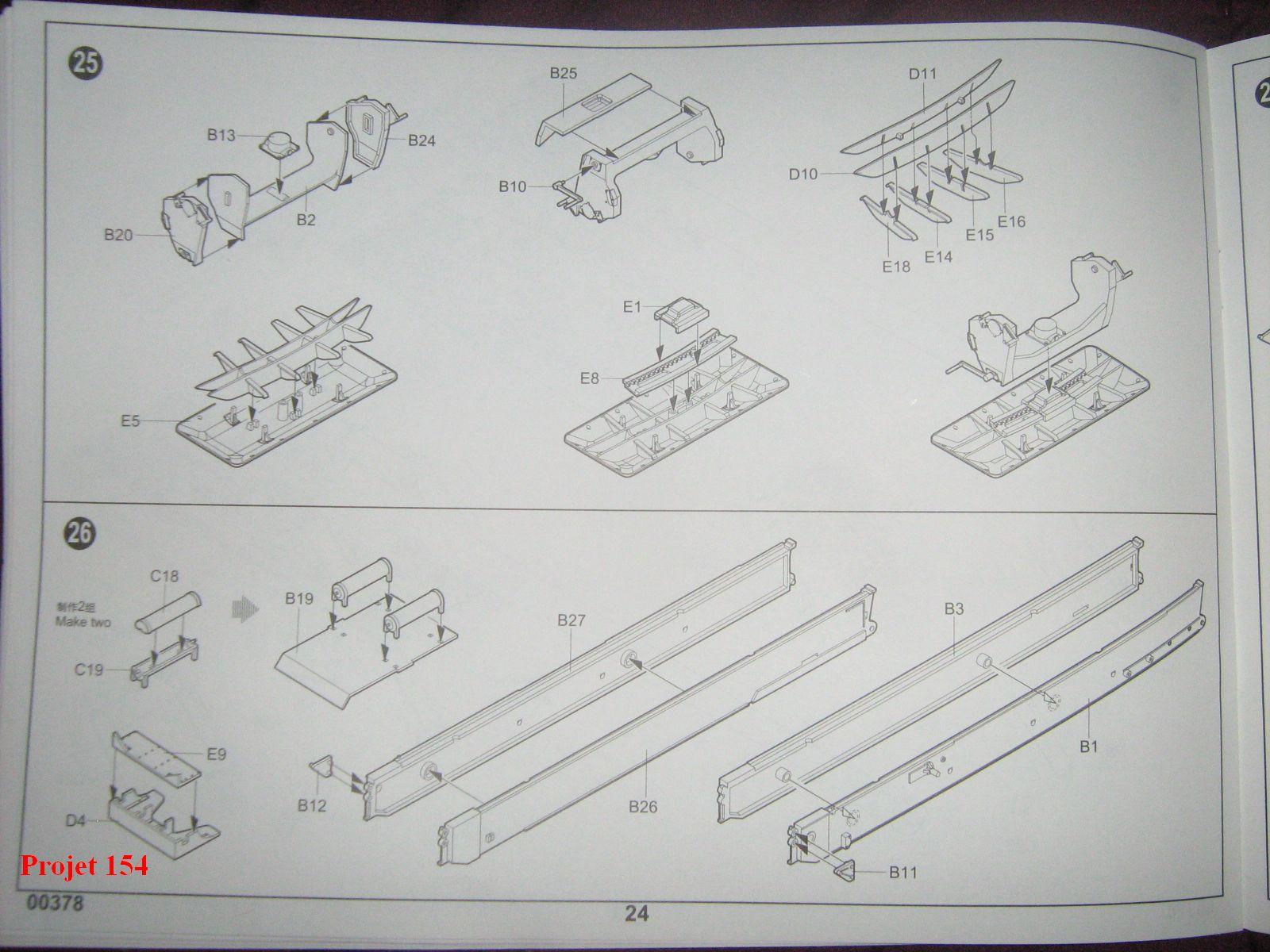 [Trumpeter]Geschützwagen Tiger für 17cm Kanone 72 (Sf)[1:35] 1109201025111175498772585