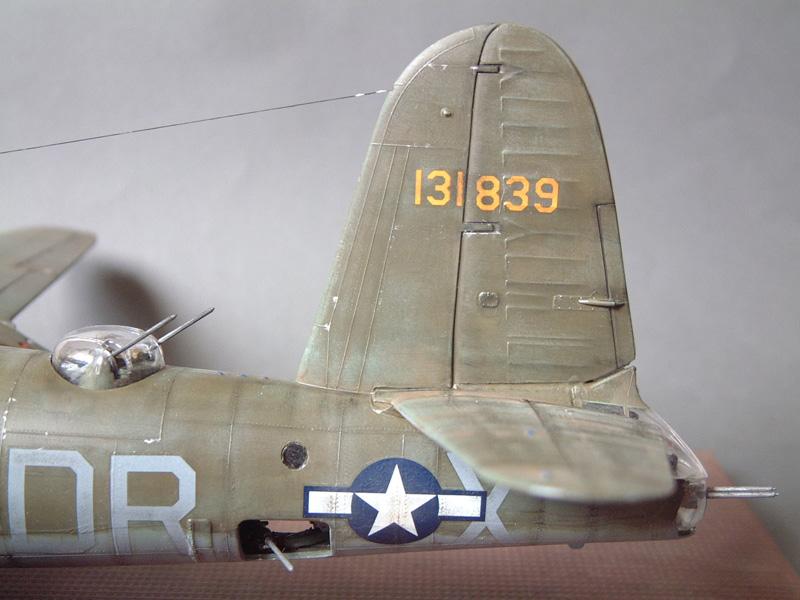 [Monogram] B-26 Marauder, 1/48e 110921050112476908775386