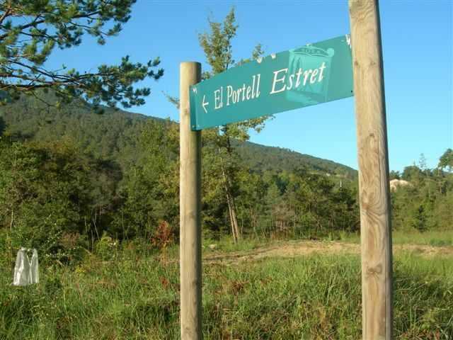 En direction du Portell Estret