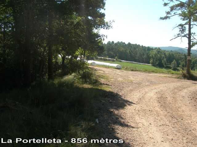 La Portelleta - ES-B- 856 mètres